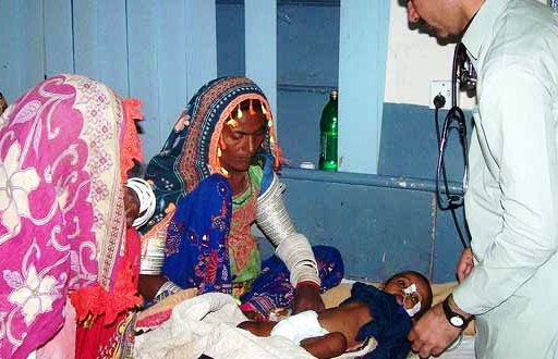 Two more children die of malnutrition in Tharparkar