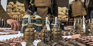 Explosives recovered in Balochistan operation