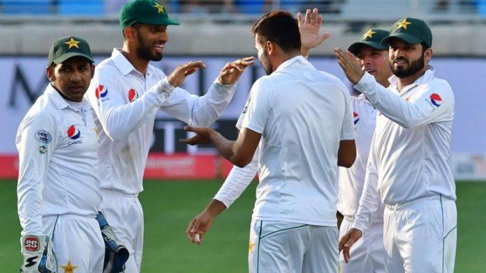 Pakistan test cricket team