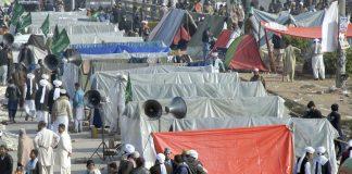 Faizabad sit-in