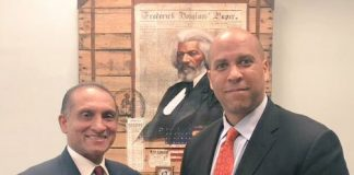 Aizaz and US senator for Afghanistan