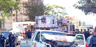 New York accident