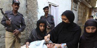 Polio team attacked in Upper Dir