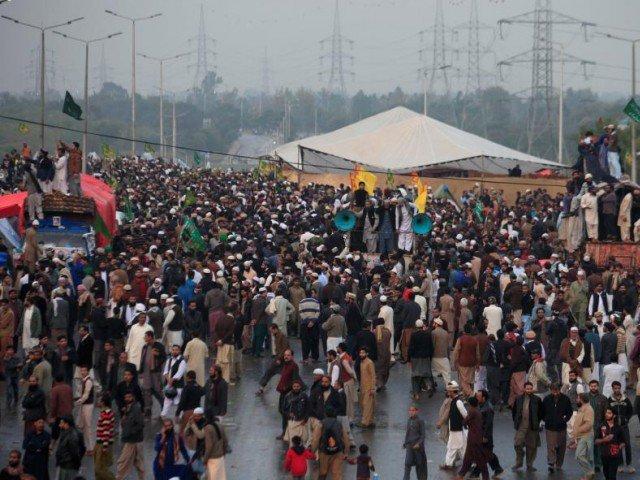 Lahore sit-in