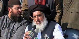 Tehreek-e-Labbaik leader Khadim Hussain Rizvi