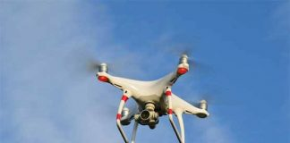 Pakistan Rangers bring down Indian Quadcopter spy drone