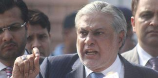 LHC allows ex-finance minister Dar to contest Senate elections