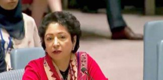 Indian forces committing systematic HR violations in IOJ&K: Maleeha Lodhi