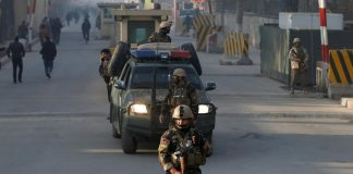 Suicide bomber kills three in attack on NATO patrol in Afghanistan