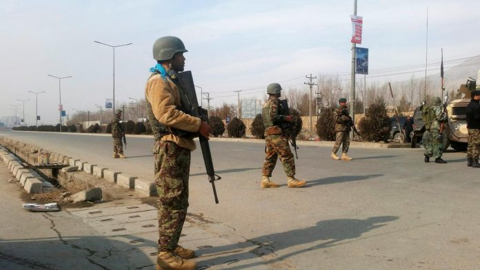 Taliban kills 20 Afghan soldiers in 'massive' Badghis attack
