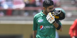 Babar Azam tops ICC T20I batting rankings
