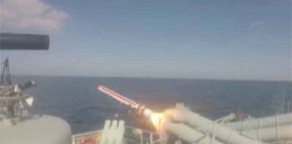 Pakistan Naval cruise missile Harba