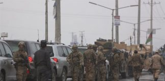 Gunmen attack Kabul military academy, multiple casualties