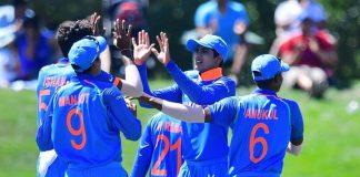 India outclass Pakistan to reach ICC U-19 World Cup Final
