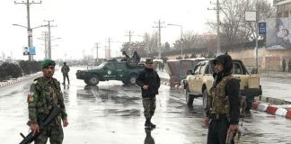 Five killed, 10 injured as Islamic State claims attack on Kabul military compound