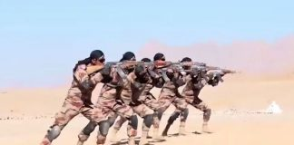 Passing-out parade of FC Special Ops Balochistan held in Khuzdar