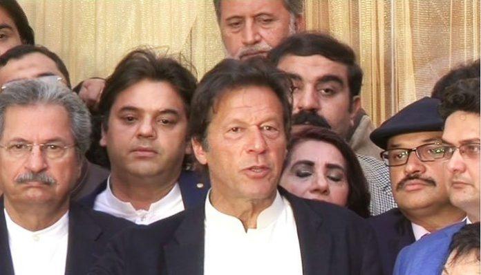 Imran Khan demands immediate FATA-KP merger, slams Fazlur Rehman