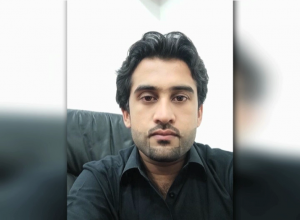 Mujahidullah Afridi, the main accused in Asma murder case