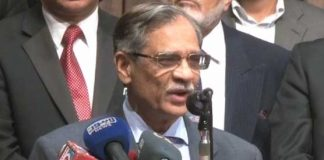 Judiciary won't have to intervene if other institutions fulfill responsibilities: CJP