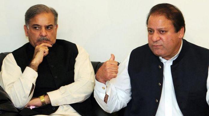 Sharif brothers meet bin Salman