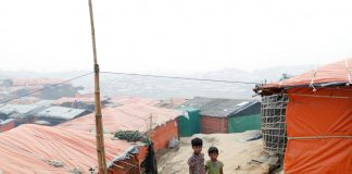 Temporary camp to house 30,000 Rohingya targeted for repatriation: Myanmar