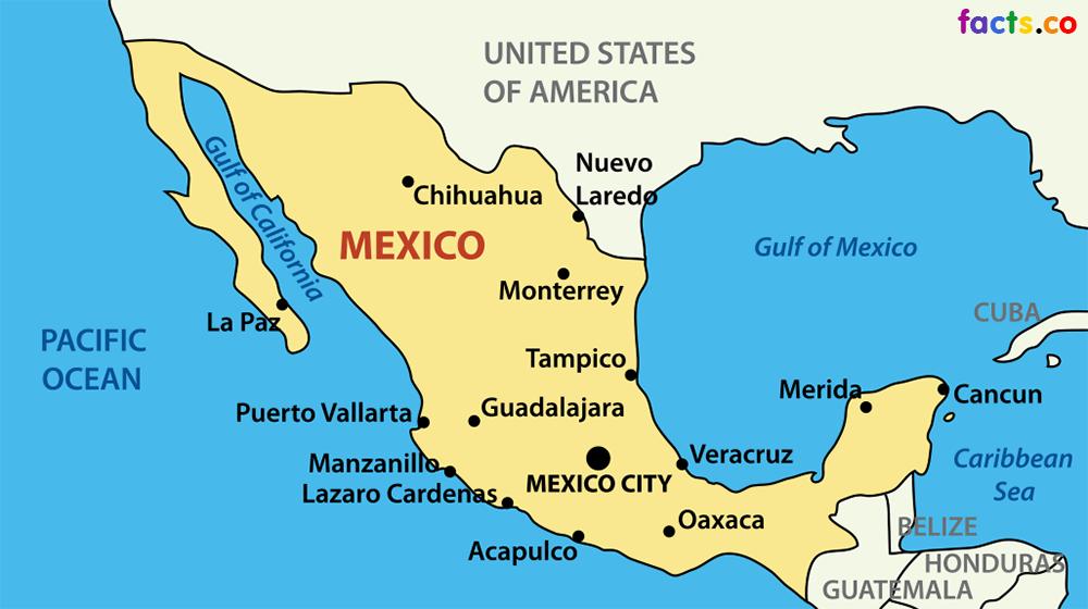 US citizens among 10 dead in southwest Mexico car crash