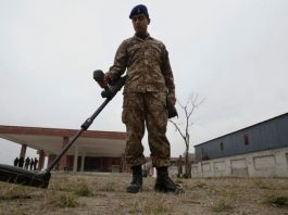 Pak Army constitute 15 teams to remove IEDs in South Waziristan
