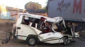 13 killed in road accident near Qila Saifullah, Balochistan