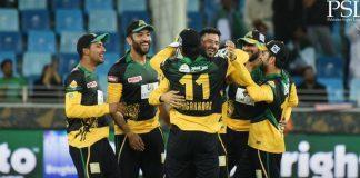 PSL 2018: Multan Sultans beat Lahore Qalandars by 43-run