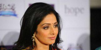 Famous actress Sridevi passes away