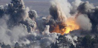 US-led strikes on Syria pro-regime forces kill 100