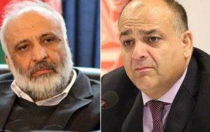 Masoon Stanikzai and Wais Ahmed Barmak