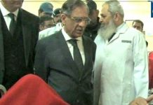 Chief Justice Saqib Nisar visits Jinnah Hospital in Karachi