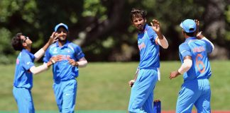 India beat Australia by eight wickets to win U-19 WC
