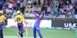 Karachi Kings defeat Peshawar Zalmi by five wickets in PSL 2018