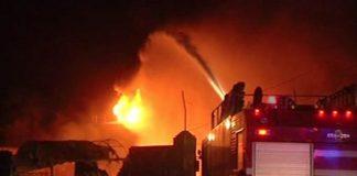 10 injured in LPG bowser explosion in Sheikhupura