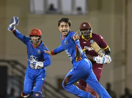 Afghanistan trounces Zimbabwe by 154-run in first ODI