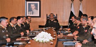 Any Indian misadventure shall be responded effectively: Corps Commanders