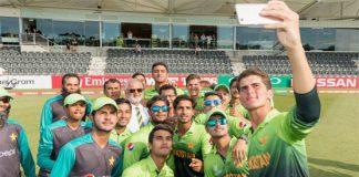 U-19 WC: Pakistan finish third as third place match called off