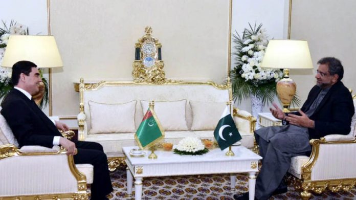 TAPI project to cater Pakistan's growing energy needs: PM
