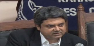 Farogh Naseem resigns as federal minister for law