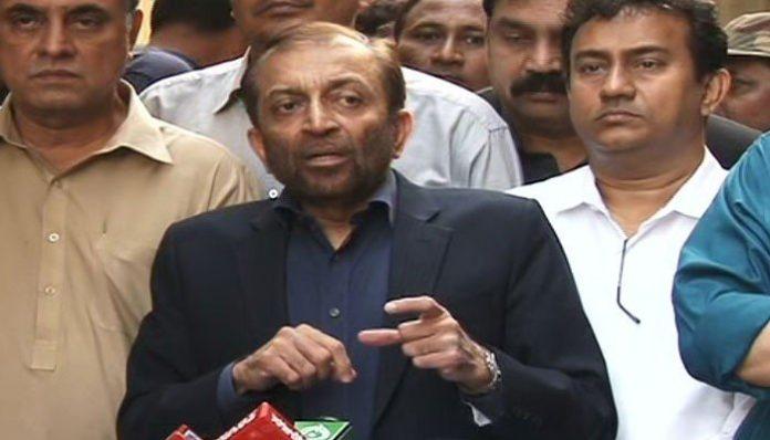 Court acquits Farooq Sattar in loudspeaker act violation case