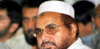 LHC issues notices to federal, Punjab govts on Hafiz Saeed's petition
