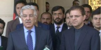 Pakistan to support Afghanistan in fight against terrorism: Khawaja Asif