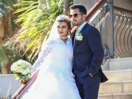 Mohammad Nawaz ties nuptial knot in South Africa