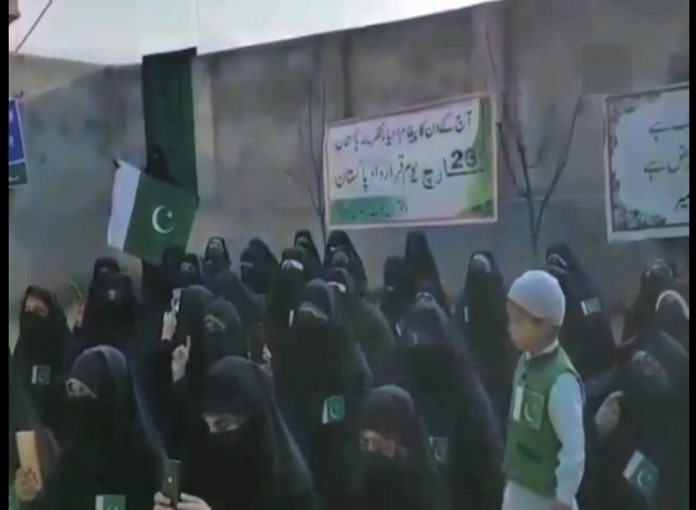 All Muslims in sub-continent Pakistanis: Aasiya Andrabi