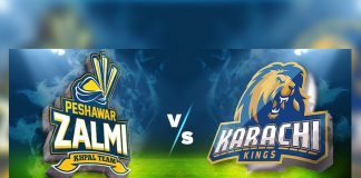 Peshawar Zalmi to face Karachi Kings in second playoff today