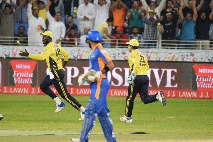 Peshawar Zalmi defeat Karachi Kings by 44 runs in PSL