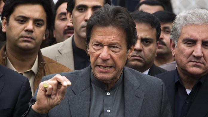 Imran announces crackdown against party members on bribes for tickets
