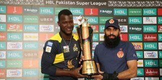 Peshawar Zalmi clash with Islamabad United in PSL final today